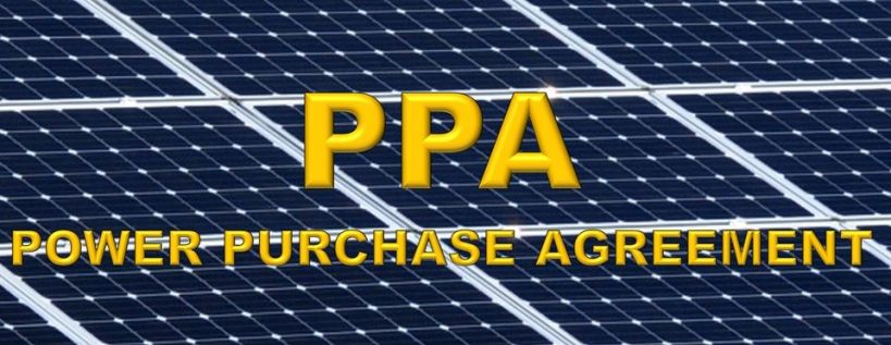 Solar Power Purchase AgreementPPA – Power Purchase Agreement